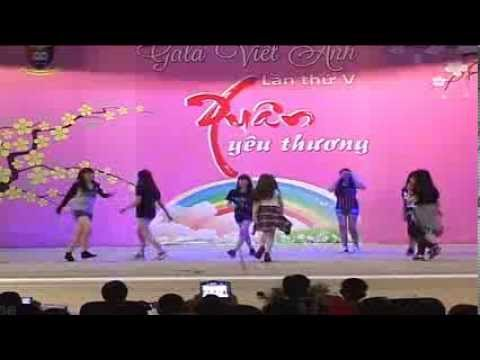 Gala Xuân 2014 - Girls group's Modern Dance