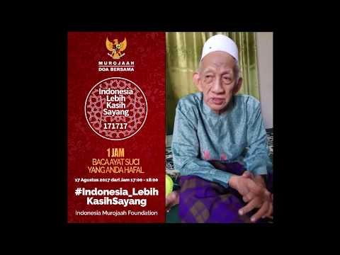 KH SHOLEH QOSIM - #Indonesia_lebihKasihSayang