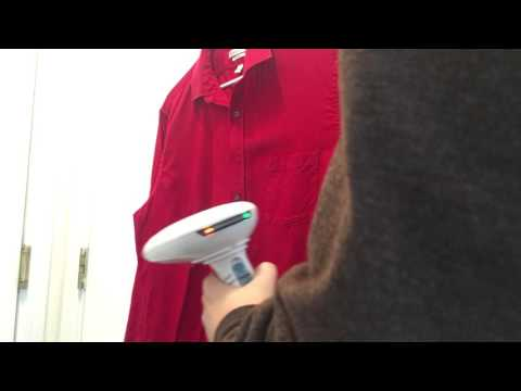 How to properly Steam Clothing with Conair Extreme Steam Fabric Steamer Review! 4K
