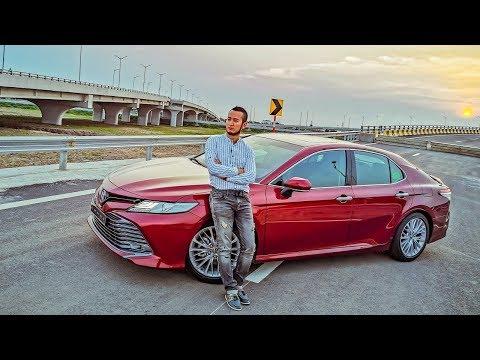 Có nên mua Camry 2.5Q 2019 không? Đánh giá ưu nhược điểm đối thủ Mazda 6 |XEHAY.VN|