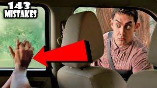 "Plenty Mistakes In "" PK "" Full Hindi Movie - (143 Mistakes) In PK  | Aamir Khan"