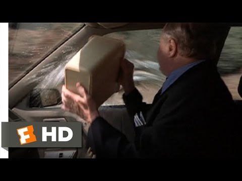 The Odd Couple 2 (3/8) Movie CLIP - Open the Window (1998) HD