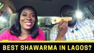 You know I love food right? Bobo and I have been looking for the best Shawarma in Lagos, have we found it yet???? We visited Titto's in Ebeano Supermarket (Off Admiralty Way, Lekki Phase 1) If you know of great spots, please let us know in the comments section! Important question: What is the proper spelling for Shawarma?If you are not subscribed join the family by clicking http://bit.ly/1mq1DGq and let's be friends on Instagram https://instagram.com/sisi_yemmie . If you miss me during the week, you will find me on my blog http://www.sisiyemmie.com Send me an email, I'd love to read from you sisi@sisiyemmie.com (FOR BUSINESS: business@sisiyemmie.com)Location: Lagos, Nigeria (West Africa) I'm a Nigerian Food and Lifestyle Blogger documenting bits of every other day in my life with my son, Tito and husband Bobo.