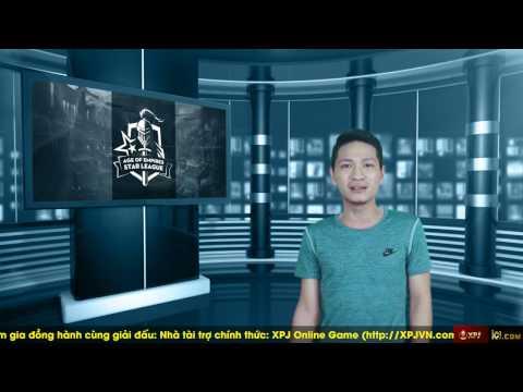 AOE Star League 2016 | Bản tin đồng hành số 18