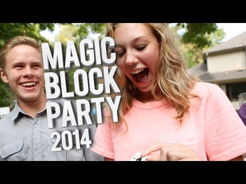 MAGIC Block Party 2014 - All New - JustinFlom