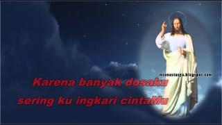 Video Jadikan Hatiku Istana CintaMu ( Lagu Rohani Katolik ) youtube lirik MP3, 3GP, MP4, WEBM, AVI, FLV April 2019