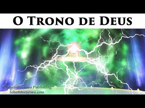 Imagens de Deus - O Trono de Deus no Céu, Apocalipse 4, 5, português, Portuguese subtitles, O Céu Parece, imagens