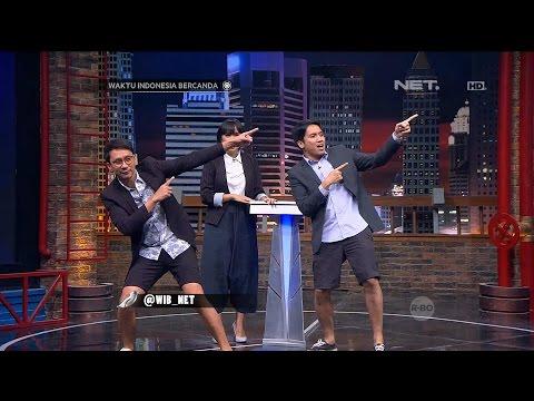 Waktu Indonesia Bercanda - WIB dibajak Vincent & Desta (1/4)