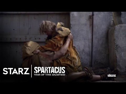 Spartacus: War of the Damned   Episode 4 Clip: Romans   STARZ