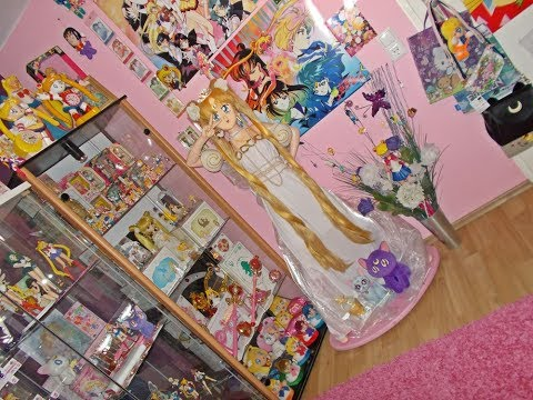 Sailor Moon Collection life size Doll