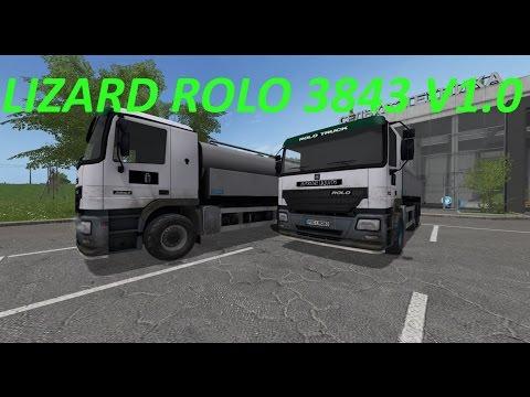 Lizard Rolo 3843 v1.0