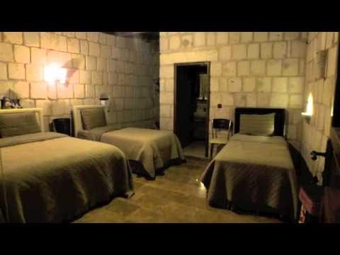 Pandora Cave Hotel Videosu