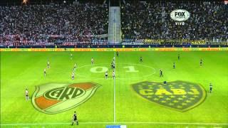 Boca 1 - 0 River - Torneo de Verano 2015