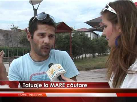 Tatuaje la MARE căutare – VIDEO