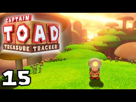 treasure - «CAPTAIN TOAD: TREASURE TRACKER» Publisher: Nintendo Die offizielle Seite: http://goo.gl/SYniG5 «LET'S PLAY CAPTAIN TOAD: TREASURE TRACKER» Kommentiertes Gameplay von Zombey ...
