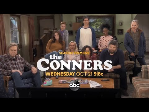 The Conners Season Three Teaser