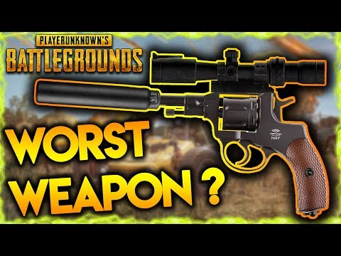 PUBG BEST R1895 (REVOLVER) MOMENTS | BEST PUBG WEAPONS | PUBG BEST PISTOL MOMENTS