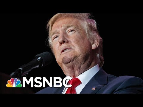 President Trump Tweets About 'Coming Arms Race,' Says Russia 'Can Help'   Velshi & Ruhle   MSNBC