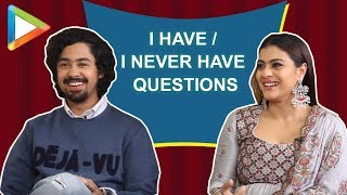 Video CHEATED in exam, BITCHED about a co-star – Kajol & Riddhi Sen have some QUIRKY answers MP3, 3GP, MP4, WEBM, AVI, FLV Oktober 2018