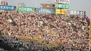 横浜高校 第一応援歌~B1~横高マーチ~第五応援歌 23夏甲子園