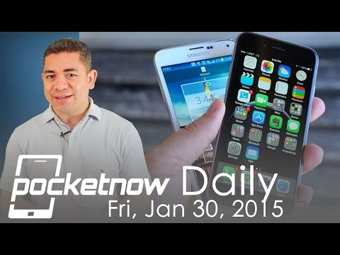 Apple and Samsung tied, Microsoft + Cyanogen, LG G4 & more – Pocketnow Daily