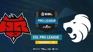 HellRaisers vs North - ESL Pro League S8 EU - bo1 - de_overpass [CrystalMay, Smile]