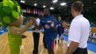 Highlights G. Britain-France EuroBasket 2013