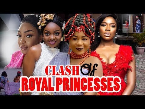 Clash Of Royal Princesses 1&2  -  Latest Nigerian Nollywood ll African Nollywood Movie