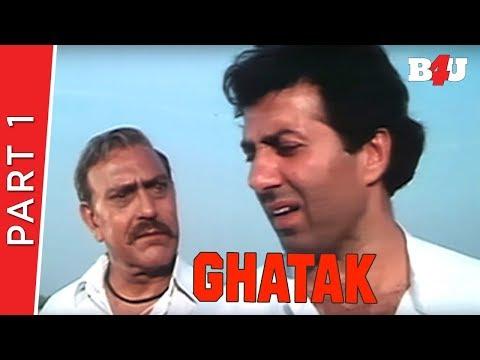 Ghatak | Part 1 | Sunny Deol, Meenakshi Seshadri, Danny Denzongpa | B4U Mini Theatre