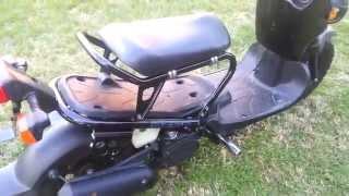 9. 2008 Honda Ruckus