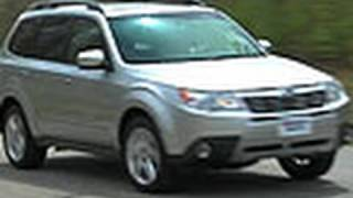 2009-2013 Subaru Forester Review From Consumer Reports