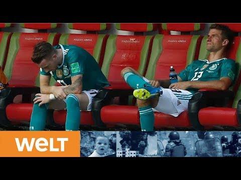K.O. IN KASAN: Südkorea knallt Deutschland mit 2:0 aus dem Tunier