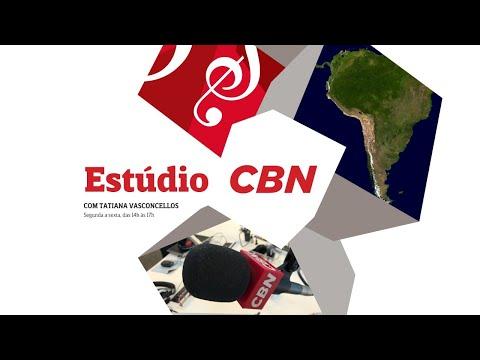 Estúdio CBN - 21/10/2020