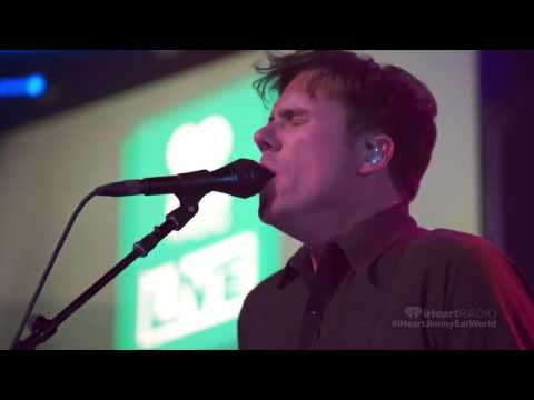 Jimmy Eat World- Sweetness Live at iheartradio 11317