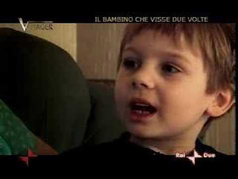 reincarnazione - il bambino che ricorda la sua vita passata