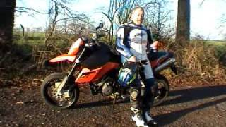 10. KTM 990 Supermoto Road Test