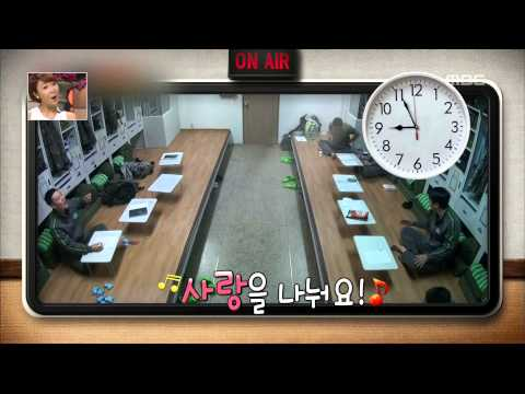 Happy Time, A Real Man #05, 진짜 사나이 20140216 (видео)