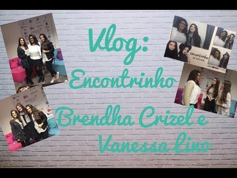 Vlog #2: Encontrinho Brendha Crizel e Vanessa Lino em Poa