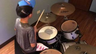 Don't Let Me Down - The Chainsmokers ft. Daya (drum cover)