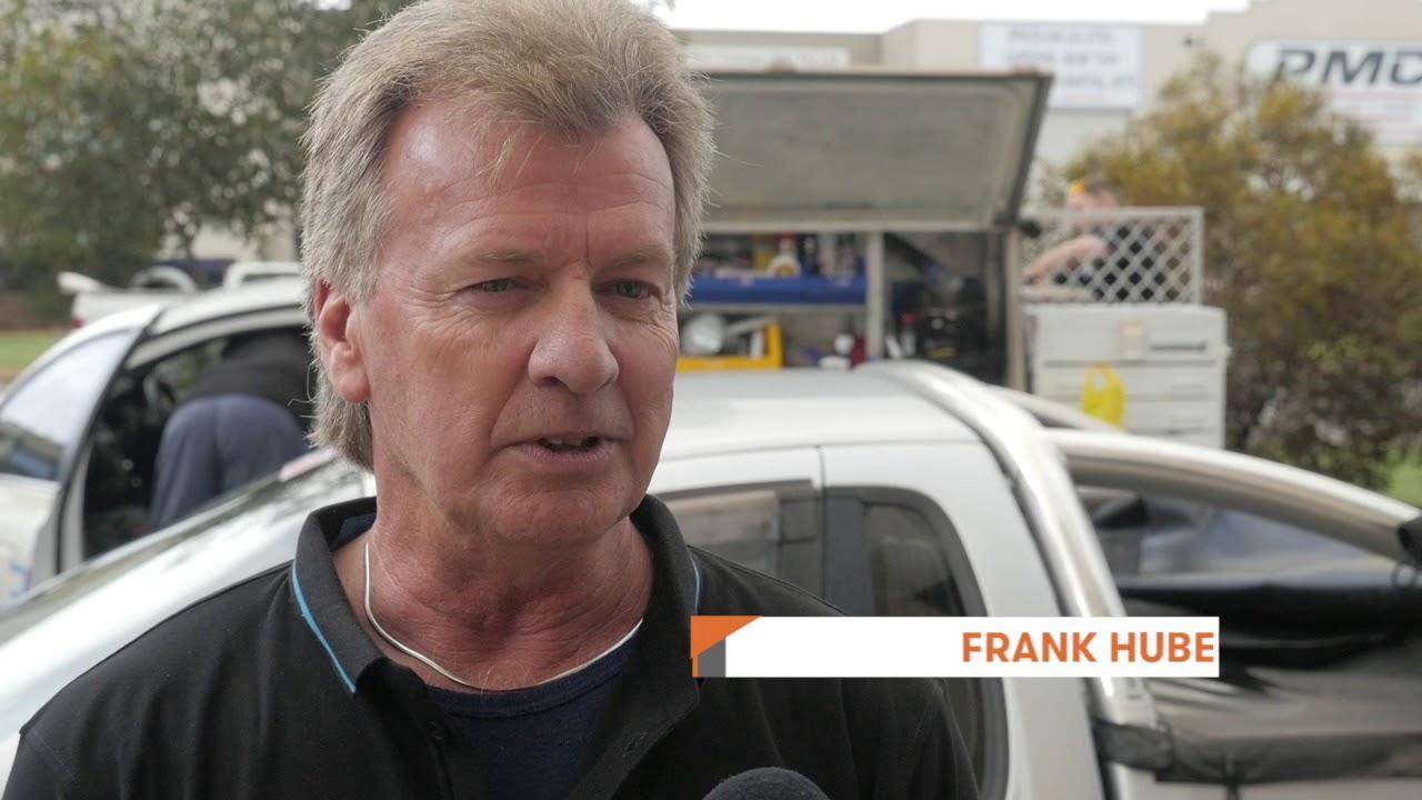 Franks Classic Garage – Targa West Veterans