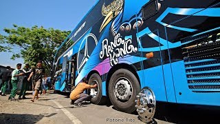 Video Bongkaarrr !!!!!! Tiba-Tiba Bus Primadona Double Deckker Menepi MP3, 3GP, MP4, WEBM, AVI, FLV November 2018