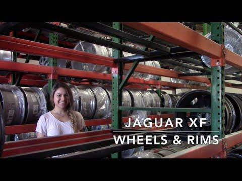 Factory Original Jaguar XF Wheels & Jaguar XF Rims – OriginalWheels.com