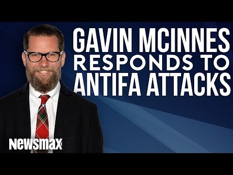 Proud Boys Founder Gavin McInnes Responds to Antifa