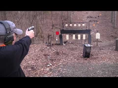 fnp40 - A short look and testing of the FNP 40. Not my gun, but I did get a little window of opportunity to fire it.