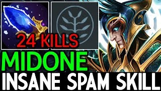 Video MidOne [Skywrath Mage] Insane Spam Skill - 24 Kills 7.14 Dota 2 MP3, 3GP, MP4, WEBM, AVI, FLV Juni 2018