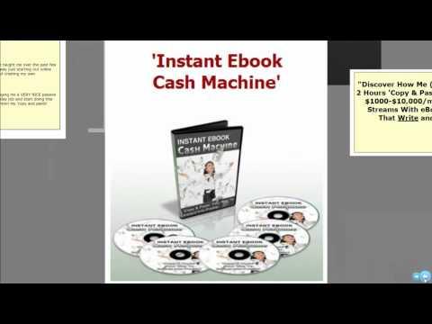 Instant Ebook Cash Machine WSO – Product Creation Secrets – Cory Friedman WSO Warrior Forum