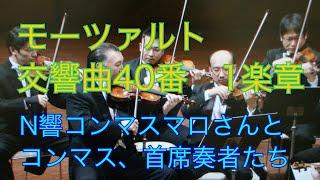 最高の男たちの冒険EpisodeⅢ モーツァルト/交響曲40番1楽章より