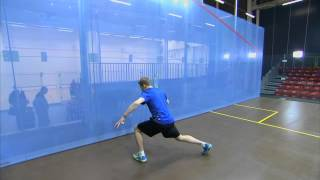 Nick Matthew Coaching Tips - Part 5