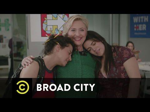 Broad City - Hello, Hillary