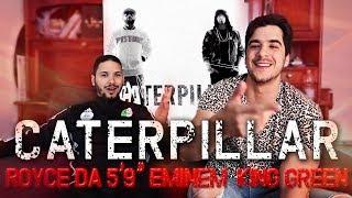 Royce Da 5'9  - Caterpillar feat. Eminem produit par Epikh Pro & S1 (Première Ecoute)